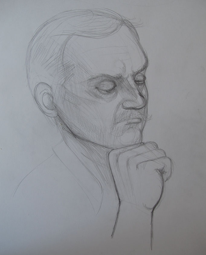 FigureDrawing-OlegPortrait1