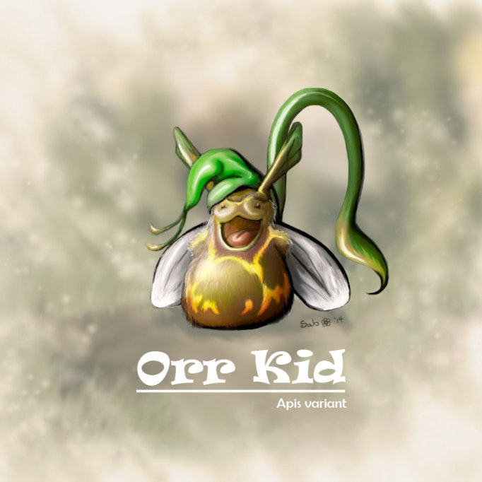 CreatureDesign-OrrKid-Apis