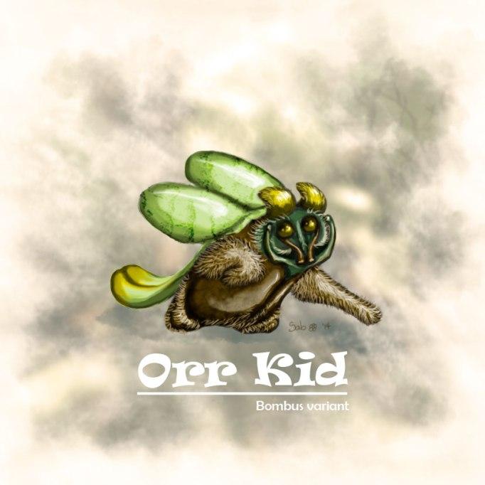 CreatureDesign-OrrKid-Bombus