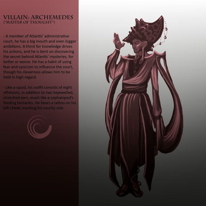 CharacterDesign-Atlantis-Villain