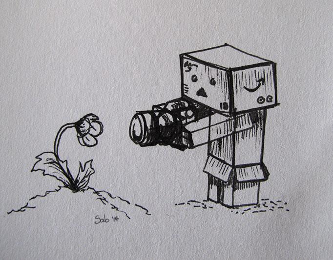 Doodle-Danbo-Camera