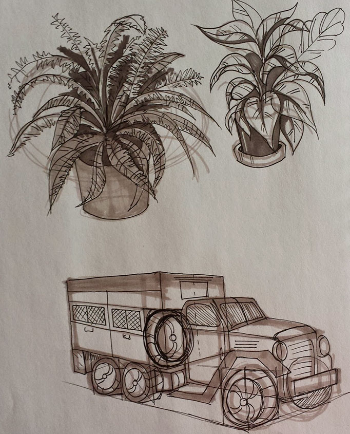 Analytical-Truck&Plants