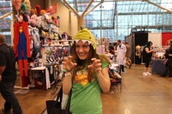 Fan Expo: Godzi-rawr!