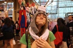 Fan Expo: I'm a kitty!