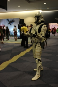 Fan Expo: Zombie Wars