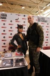 Fan Expo: Meet celebrities, including cosplay idols!