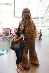 Fan Expo: Life-size Chewie