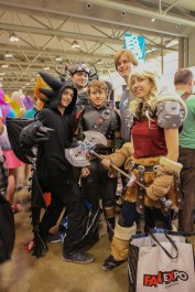 Fan Expo: I wanna be your friend...