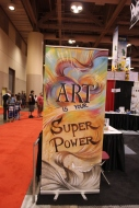 "Fan Expo: ""Art is your super power"" - Lyra"