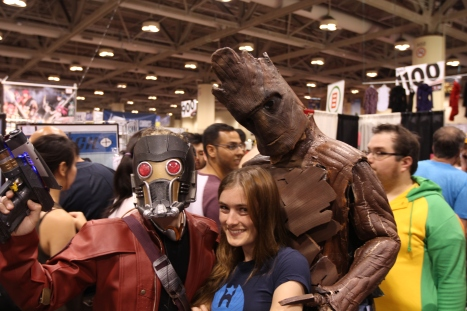 Fan Expo: Moment of the day!