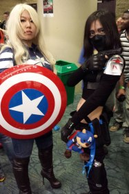 Fan Expo: Captain Genderbend?