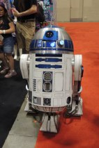 Fan Expo: It's not a convention without R2-D2s rolling around.