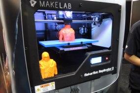 Fan Expo: 3D sculpture maker