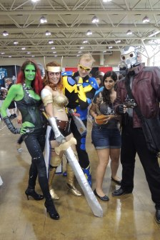 Fan Expo: Yay, more Guardians of the Galaxy!