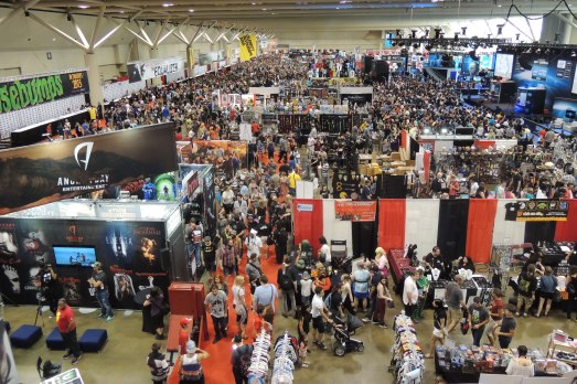 Fan Expo: The view on Saturday
