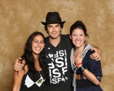 Fan Expo: Friends with Ian Somerholder