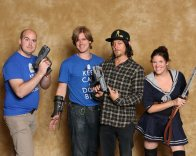 "Fan Expo: ""You're... giving me your gun?"" - Norman Reedus"
