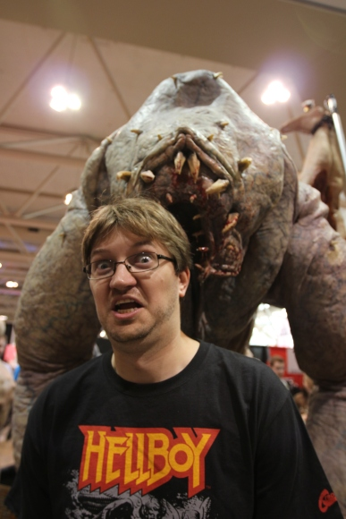 Fan Expo: My boyfriend and the fanged vagina