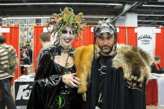 Comic Con: Some interesting visitors
