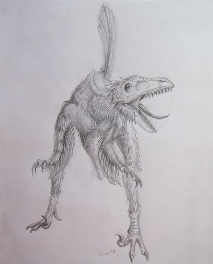NatureSketching-Dinosaur-FinalSketch