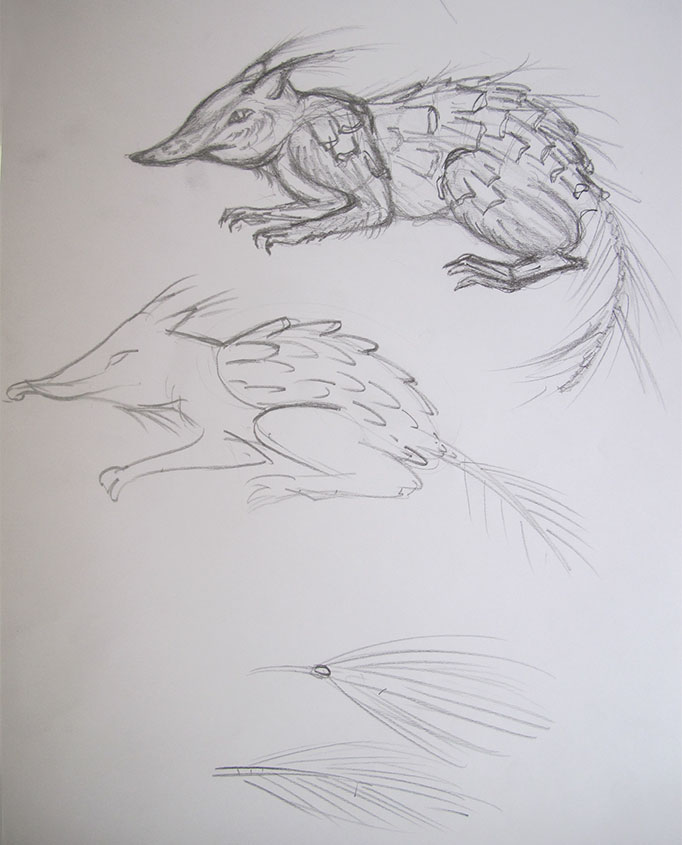NatureSketching-CreatureDesign3
