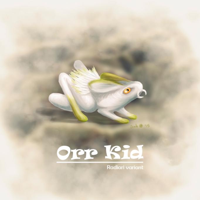 CreatureDesign-OrrKid-Radiari